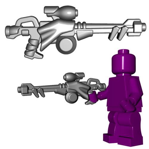Minifigure Weapon - Scavenger Rifle