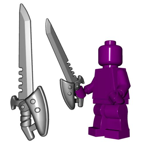 Minifigure Weapon - Scavenger Sword