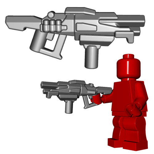 Minifigure Gun - Corporate Shotgun