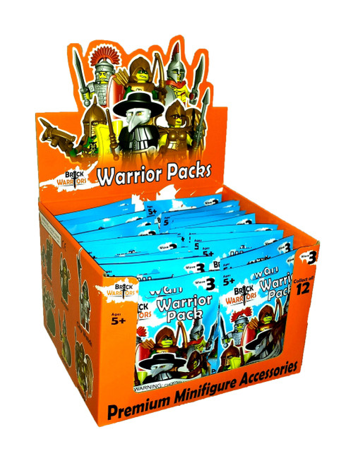 Warrior Pack Wave 3 Case Open