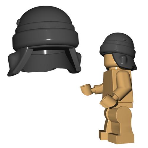 Custom Minifigure Helmet - Italian Tanker Helmet