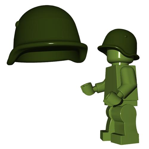 Minifigure Helmet  - Soviet Helmet