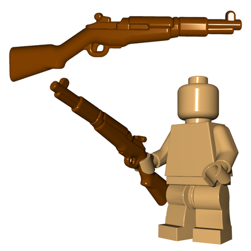 Minifigure Gun - US Rifle