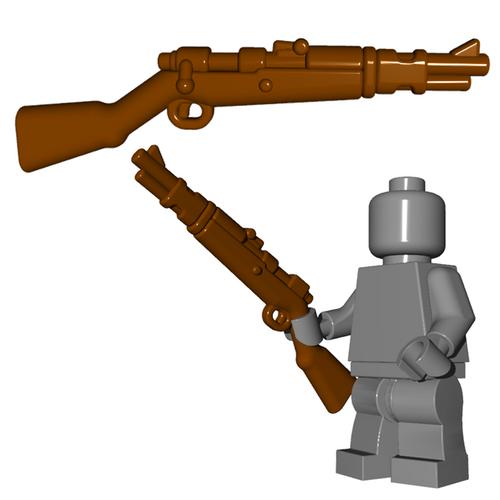 Minifigure Gun - German Rifle