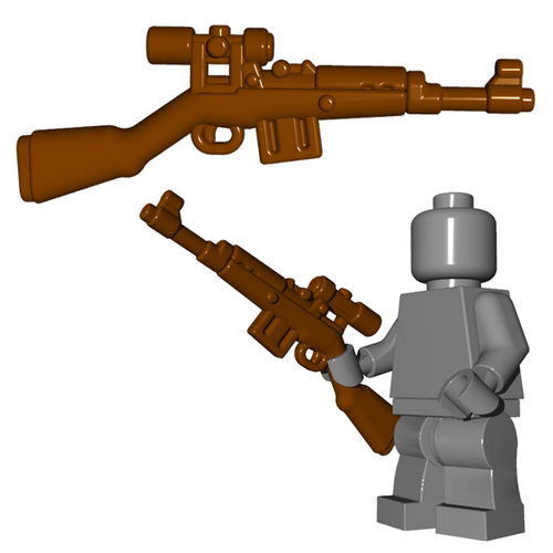 Custom LEGO® Gun - German Sniper