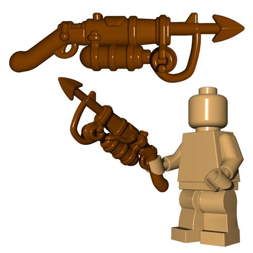 Custom LEGO® Gun - Harpoon Gun