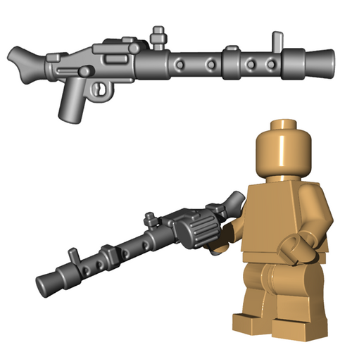 Custom Lego Gun - German Aircraft MG