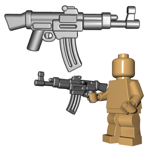 Custom Minifigure Gun - German Storm Rifle