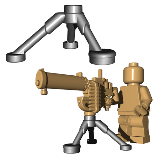 Minifigure Accessory - Tripod