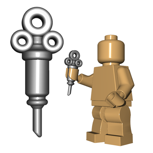 Minifigure Accessory - Syringe