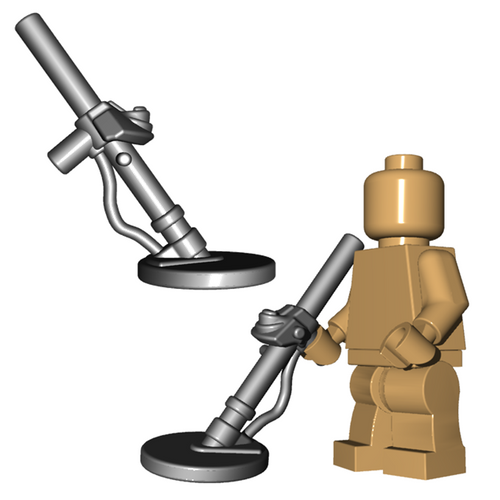 Minifigure Accessory - Mine Detector