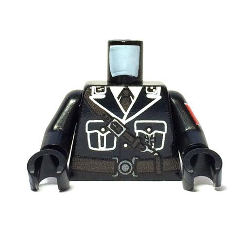 Minifigure Torso - German Officer