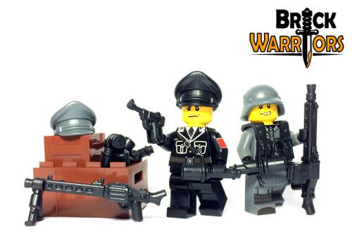 German Officer Torso