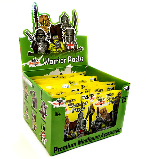 Warrior Pack Wave 4 Case Open