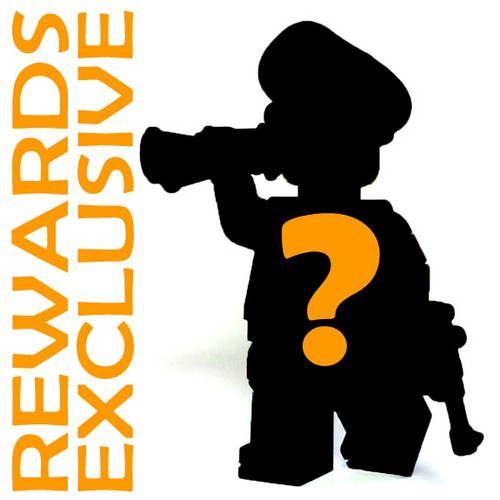 Exclusive Rewards Figure