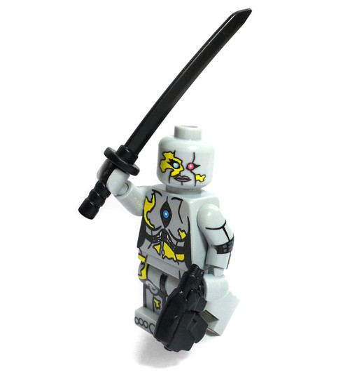 Custom LEGO® Minifigure - Cyborg Girl