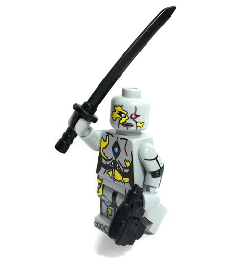 Custom LEGO® Minifigure - Cyborg Girl