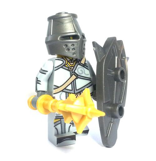 Custom LEGO® Minifigure - Cleric