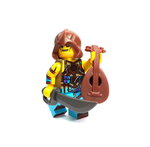 Custom LEGO® Minifigure - Bard