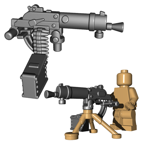 WW2 Guns for LEGO® Minifigures