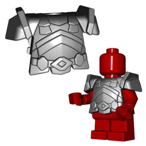 Minifigure Armor - Dwarf Armor