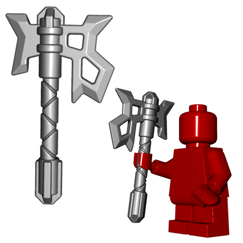 Custom Lego Weapon - Dwarf Axe