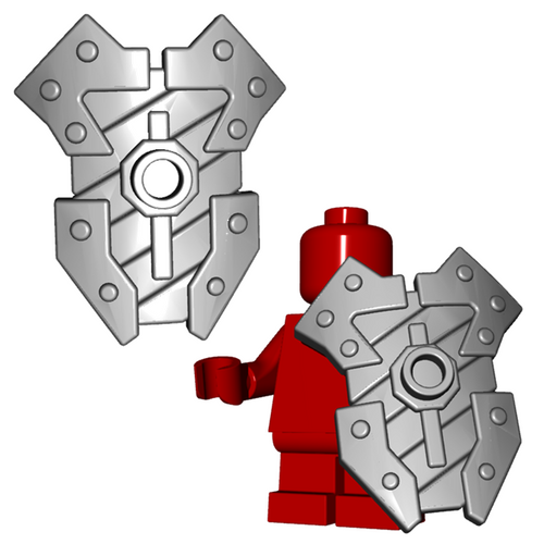 Custom Lego Shield - Dwarf Shield
