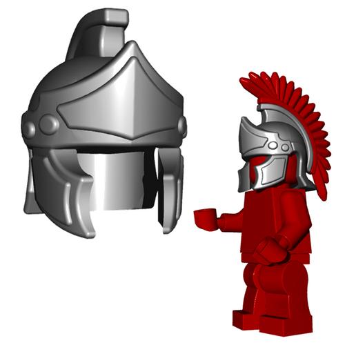 Minifigure Helmet - Greco Roman Helmet