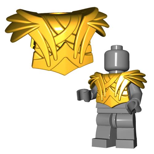 Minifigure Armor - Elf Armor