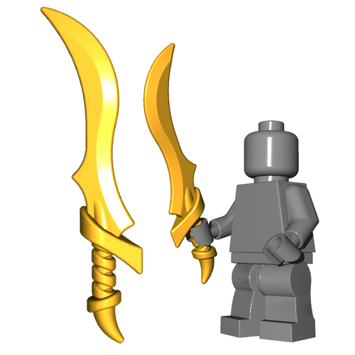 Minifigure Weapon - Elf Sword