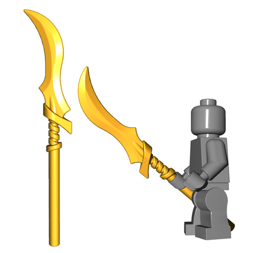 Minifigure Weapon - Elf Spear