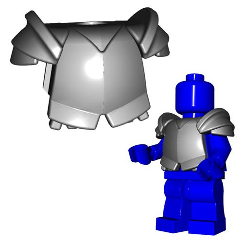 Minifigure Armor - Paladin Armor