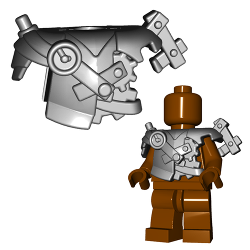 Minifigure Armor - Steampunk Armor