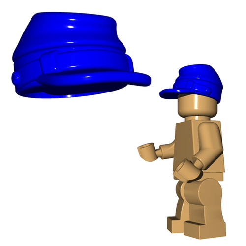 Custom LEGO® Hat - Civil War Kepi