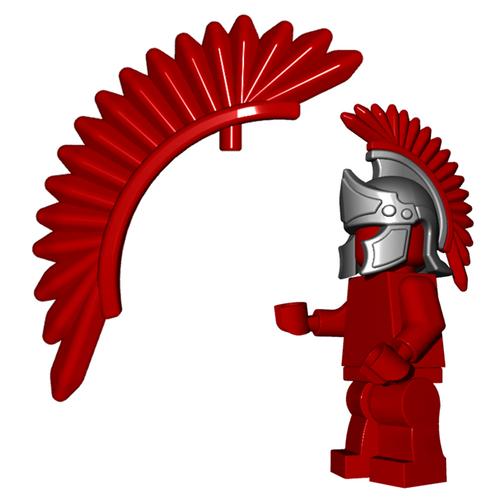 Minifigure Accessory - Centurion Plume
