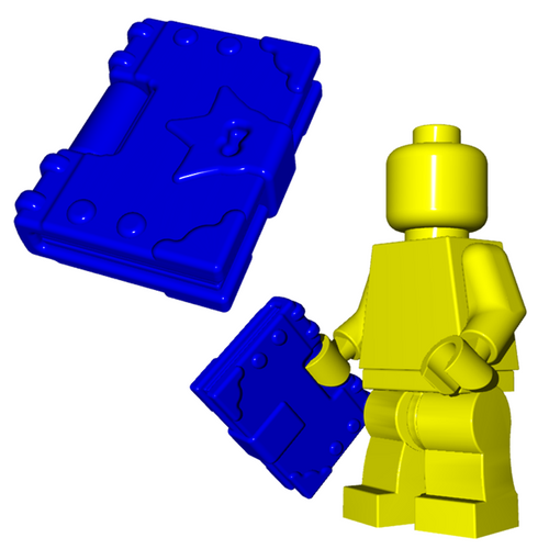 Minifigure Accessory - Spellbook