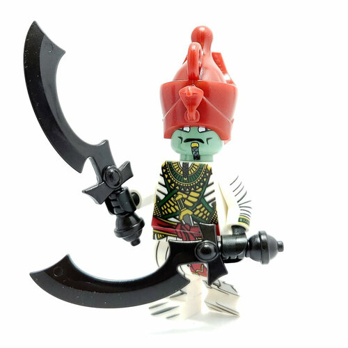 Custom LEGO® Minifigure - Osiris