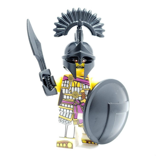 Custom LEGO® Minifigure - Queen Gorgo
