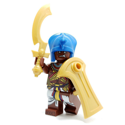 Custom LEGO® Minifigure - Ramses II