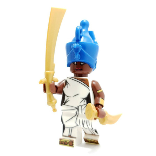 Custom LEGO® Minifigure - Queen of the Nile