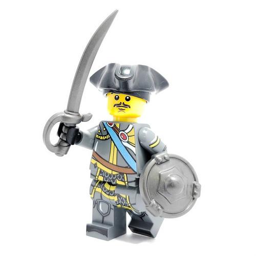 Custom LEGO® Minifigure - Peter the Great