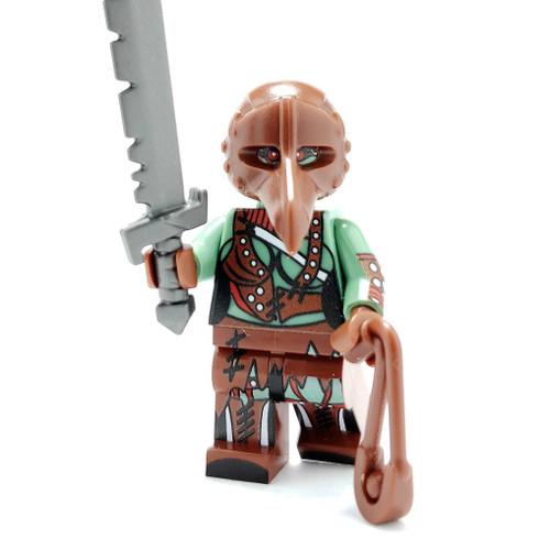 Custom LEGO® Minifigure - Orc Sorceress