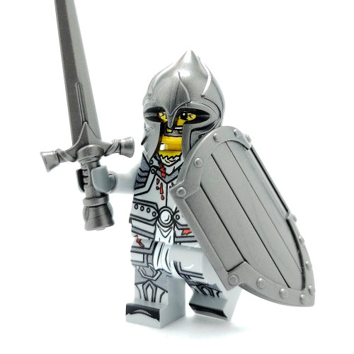 Custom LEGO® Minifigure - The Vanquisher