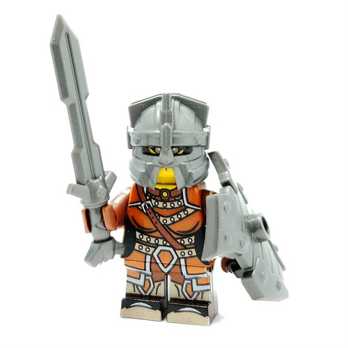 Custom LEGO® Minifigure - Caravan Guard