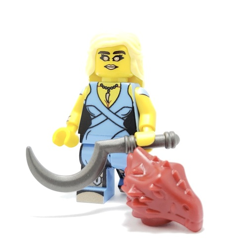 Custom LEGO® Minifigure - Sand Princess