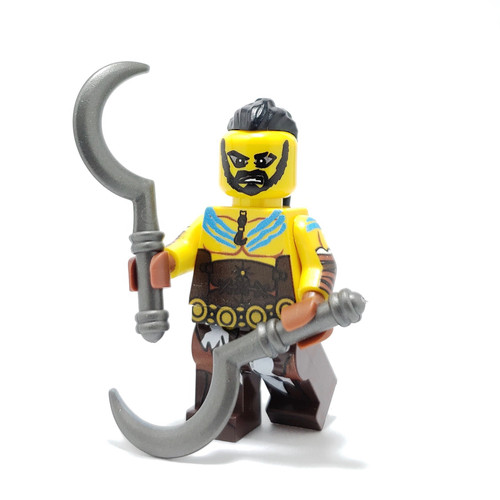Custom LEGO® Minifigure - Horse King