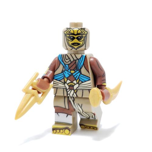 Custom LEGO® Minifigure - Sand Assassin