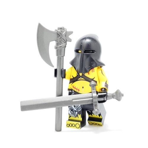 Custom LEGO® Minifigure - Executioner
