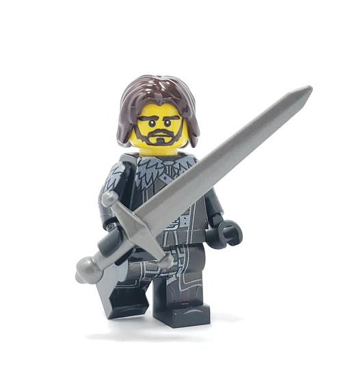 Custom LEGO® Minifigure - Secret King
