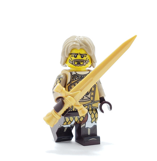 Custom LEGO® Minifigure - Great Knight